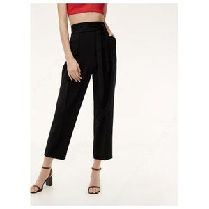Aritzia Wilfred | Feuille Pant black